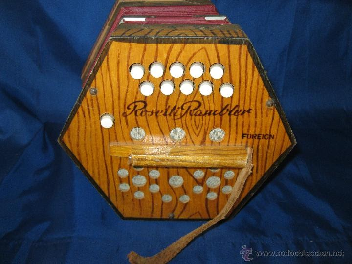 The Vintage Concertina – A Great Way to Learn to Play Guitar