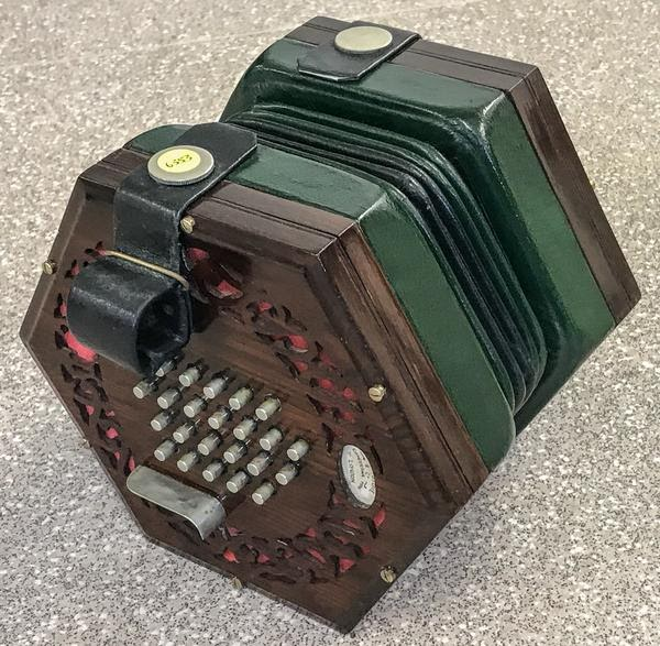 The Wheatstone Concertina